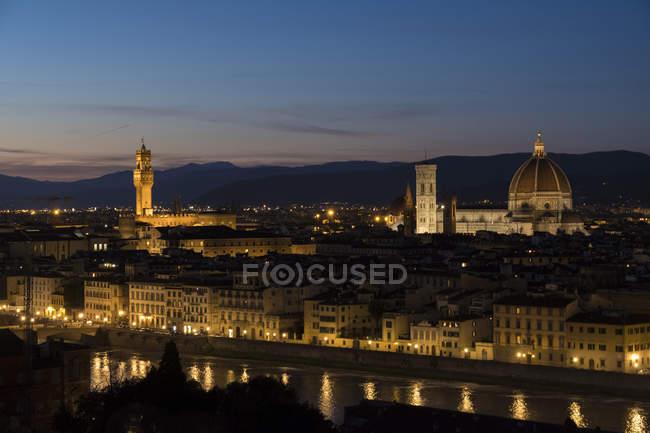Basílica de Santa Maria del Fiore, Florença — Fotografia de Stock