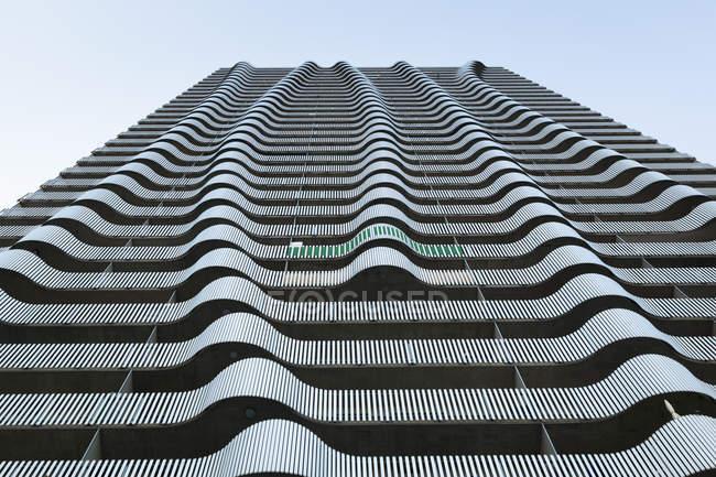 Фасад Citygate башта — стокове фото