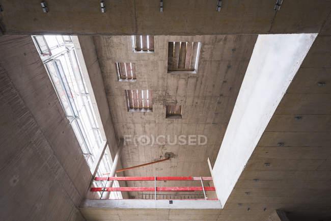 Construção em construção — Fotografia de Stock