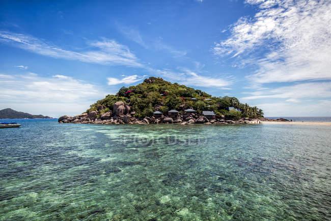 Thailand, Surat Thani, island Ko Nang Yuan — Stock Photo