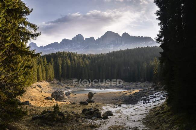 South Tyrol, Dolomites — Stock Photo