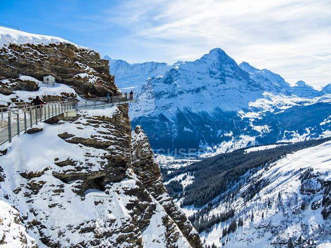 Switzerland, Canton of Bern — Stock Photo