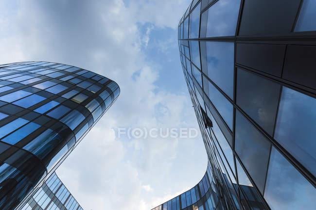 Viertel Zwei modern architecture — Stock Photo