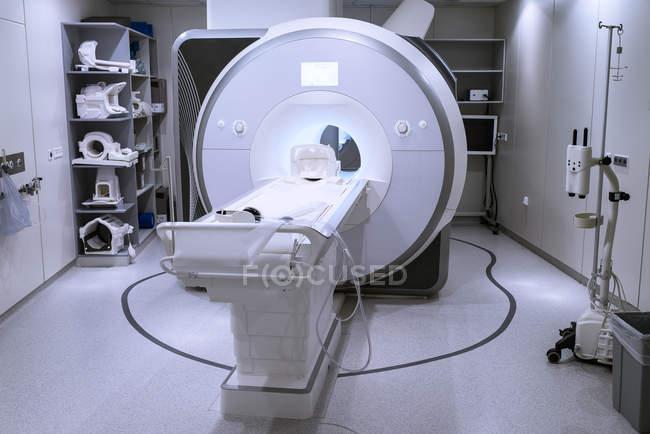 Sistema de imagiologia por ressonância magnética — Fotografia de Stock