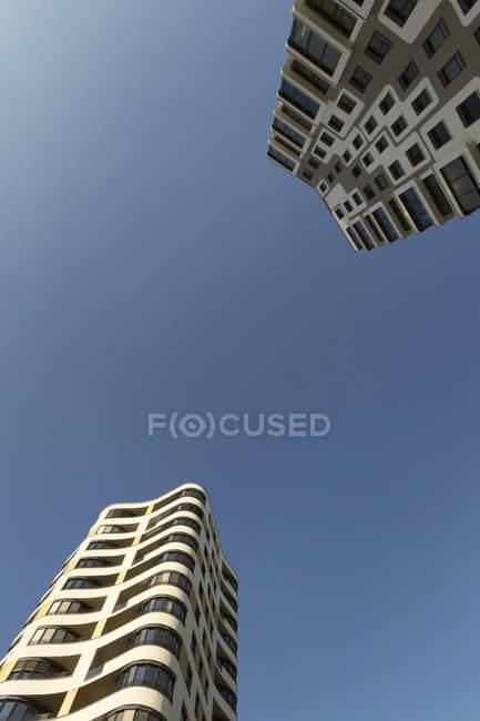 Grattacieli nella zona Mittersendling — Foto stock