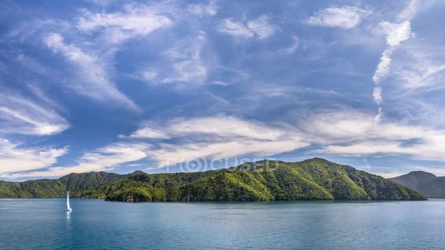 Marlborough Sounds National Park — Stock Photo