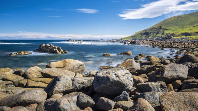 Cosy Nook Beach — Stock Photo