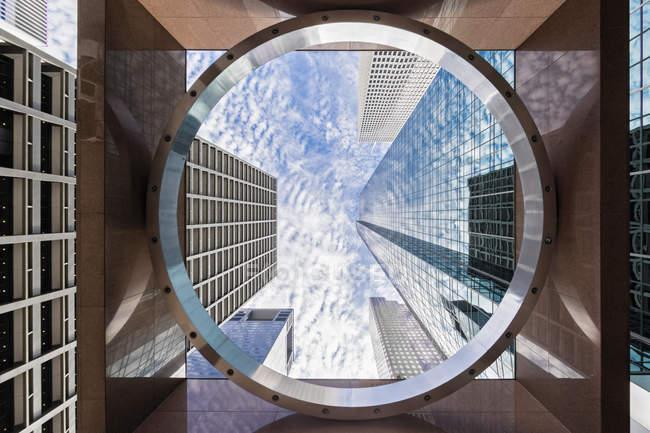 Wells Fargo Plaza — Stock Photo