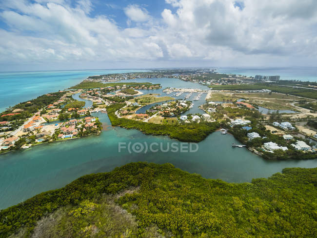 Westbay e Cypress Pointe — Fotografia de Stock