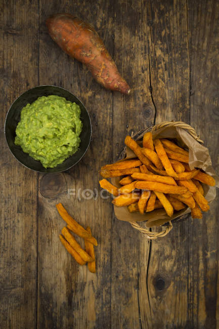 Patatine fritte — Foto stock
