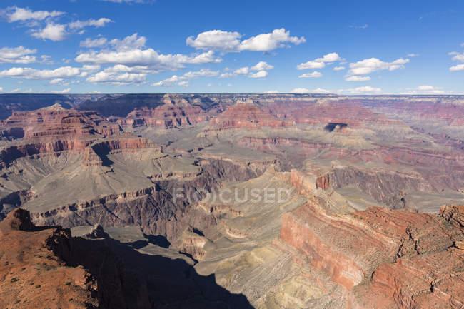 USA, United States of America, Southwest, Arizona, The South Rim, Colorado River, Grand Canyon National Park — Stock Photo