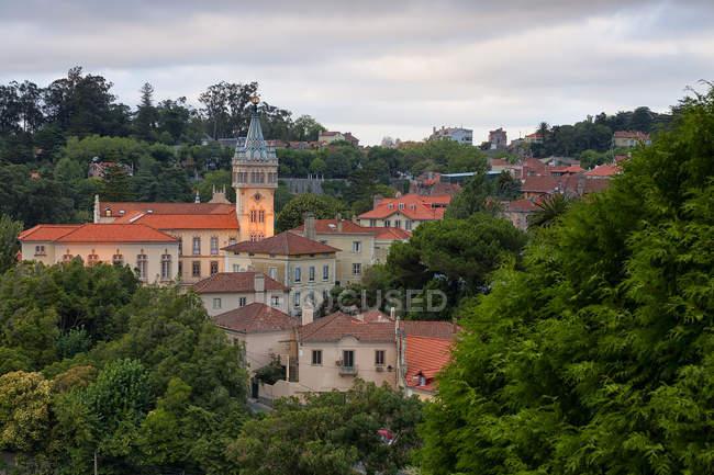Moorish Castle, Sintra — Stock Photo