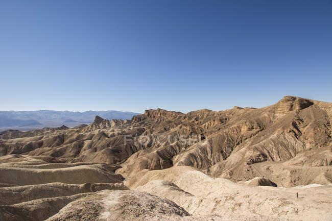États-Unis, Californie, Death Valley, désert — Photo de stock