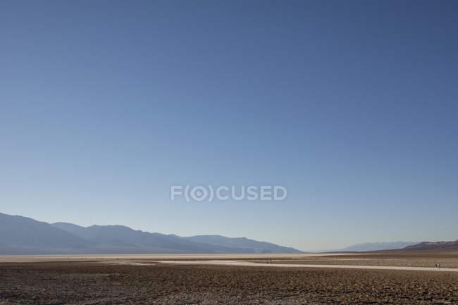 États-Unis, Californie, Death Valley, Badwater Basin — Photo de stock