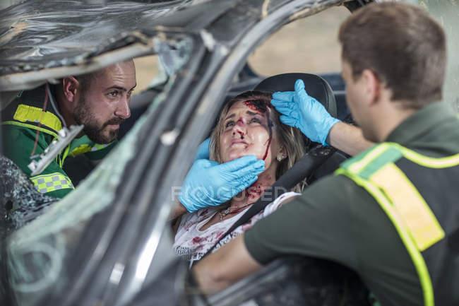 Картинки людей после аварии