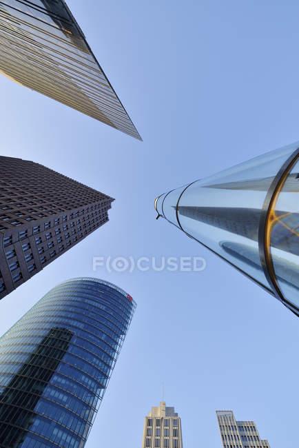 Grattacieli Potsdamer Platz — Foto stock
