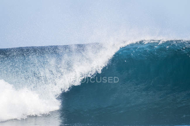 View of Big wave during daytime — Stock Photo