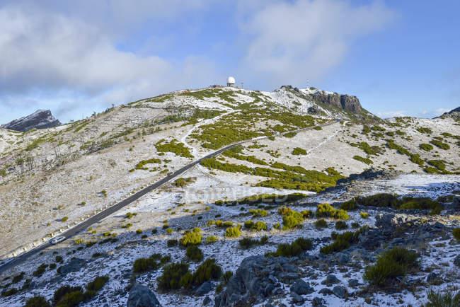 Portugal, Madeira, Pico do Arieiro, Madeira Natural Park — Fotografia de Stock
