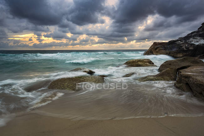 New South Wales beach — Stock Photo