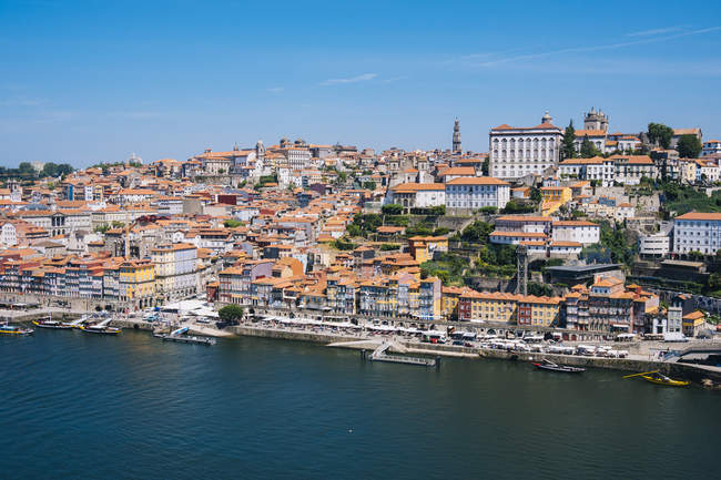 Fiume Douro Porto — Foto stock