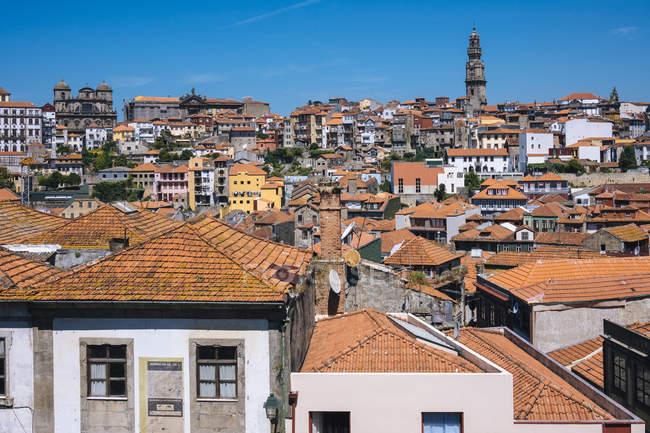 Paesaggio urbano di Oporto, Portogallo — Foto stock