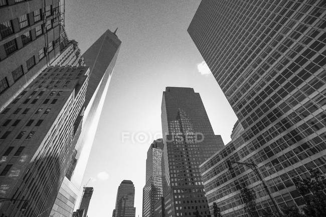 États-Unis, New York, Midtown Manhattan, Bank of America Tower — Photo de stock
