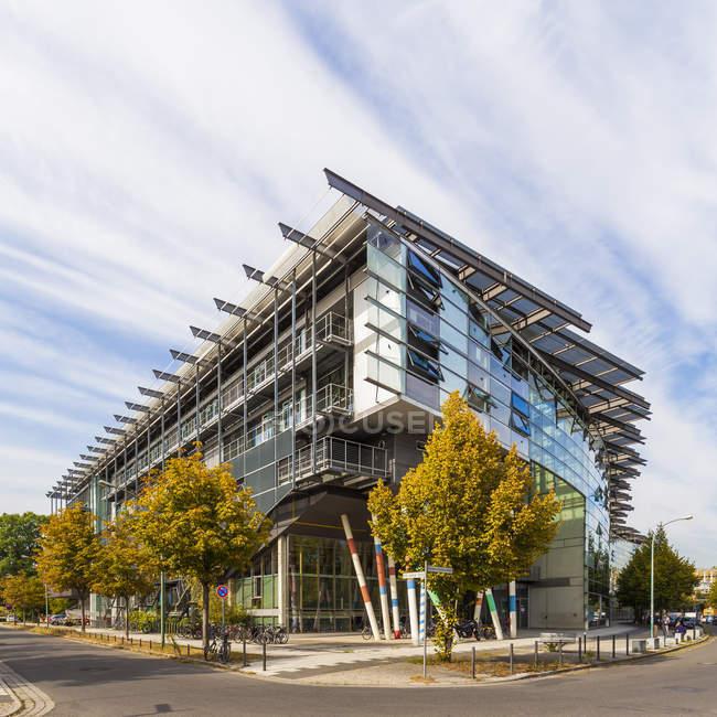 Germany, Potsdam, Babelsberg. Film academy building exterior — Stock Photo