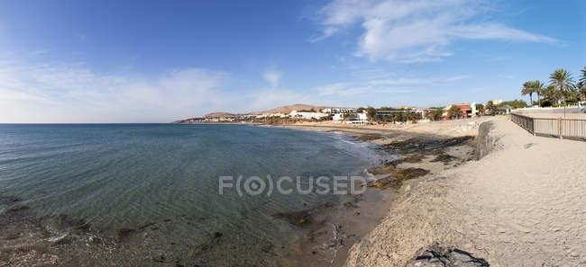 Испания, Канарские острова, Фуэртевентура, Коста Калма — стоковое фото