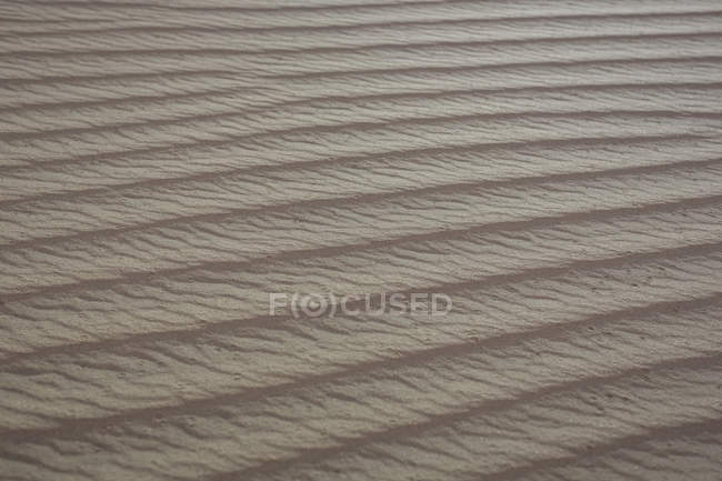 UAE, Rub' al Khali, ripple marks in the desert sand — Stock Photo