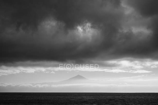 Spain, Tenerife, view to Teide Volcano — Stock Photo