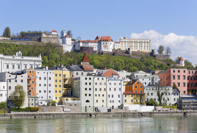 Германия, Бавария, Ловер-Бавария, Пасуш, Старый город, Валь-д