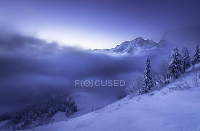 Germany, Bavaria, Berchtesgaden Alps, Hoher Goell — Photo de stock