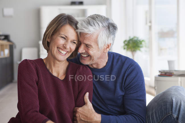 Remarkable, very adult couple mature are