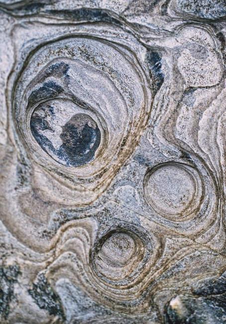 Texture on rocks, full frame — Stock Photo