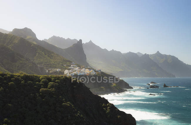 Spain, Canary Islands, Tenerife, Benijo — Stock Photo