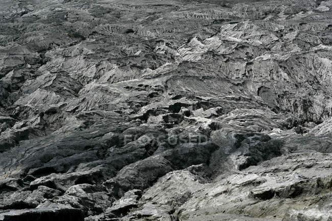 Indonesia, Java, Cemoro Lawang, Mount Bromomcrater rim — стокове фото