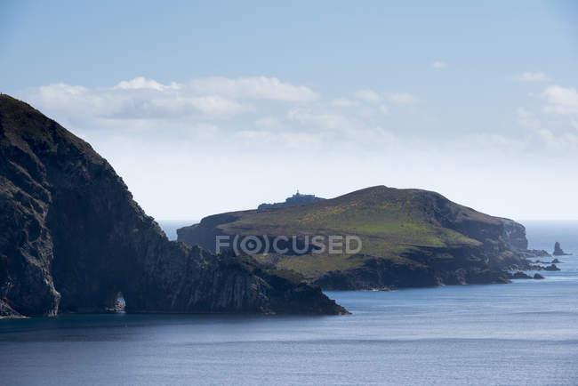 Portugal, Madeira, Punta de San Lorenzo e vista da costa durante o dia — Fotografia de Stock