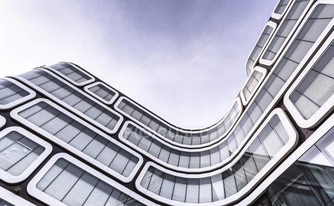 Німеччина, Штутгарт, фасад видавничої Рідерз Дайджест Німеччини — стокове фото