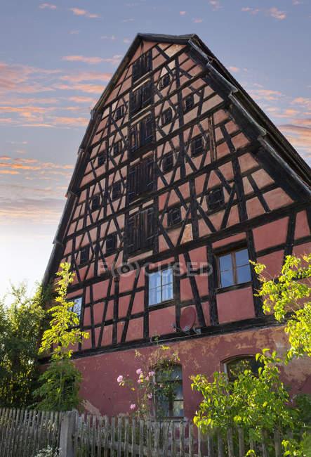 Germany, Bavaria, Franconia, Spalt, Muehlreisighaus — Stockfoto
