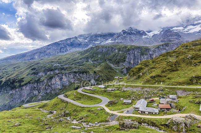 Switzerland, Canton of Glarus, Klausen Pass — Stock Photo