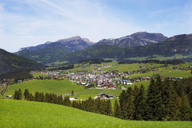 Österreich, Bundesland Salzburg, Abtenau und Lammertal — Stockfoto