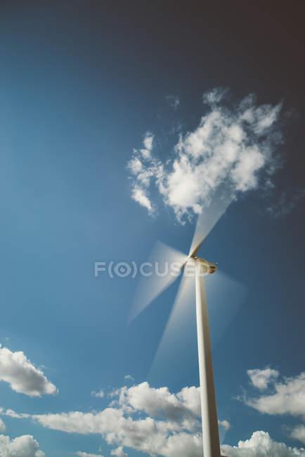 Roda de vento rotativa — Fotografia de Stock