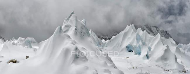 Campo Base Everest, Khumbu, regione dell'Everest, Himalaya, Nepal — Foto stock