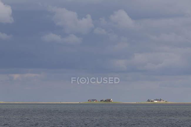Germany, North Frisia, North Sea, Halligen  during daytime — Stock Photo