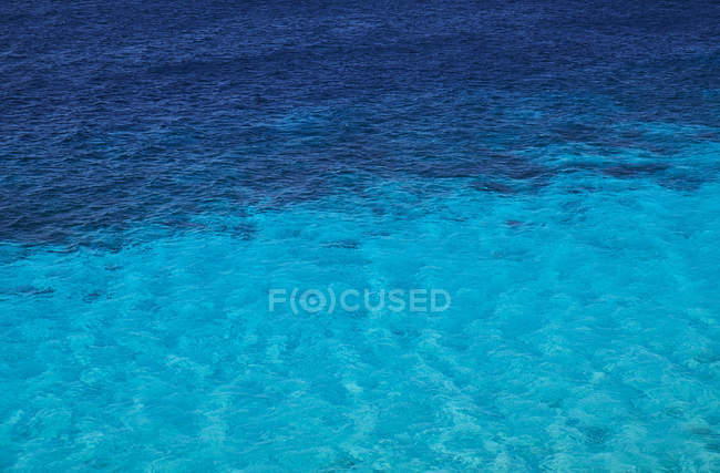 Caribbean, Netherlands Antilles, Bonaire, seascape during daytime — Stock Photo