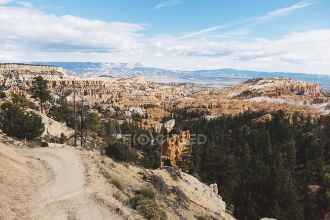 США, штат Юта, Каньйон Брайс — стокове фото