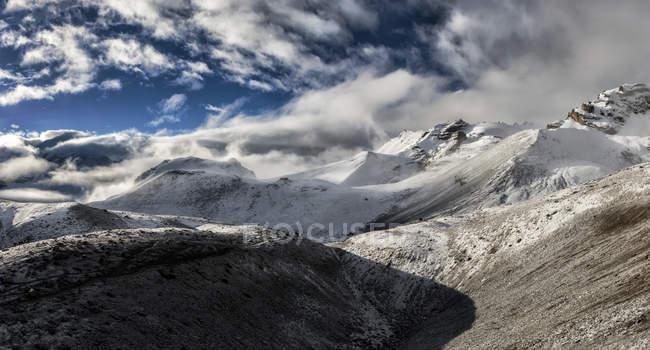 Непал, Аннапурна, Ла Thorong, панорамний вид — стокове фото
