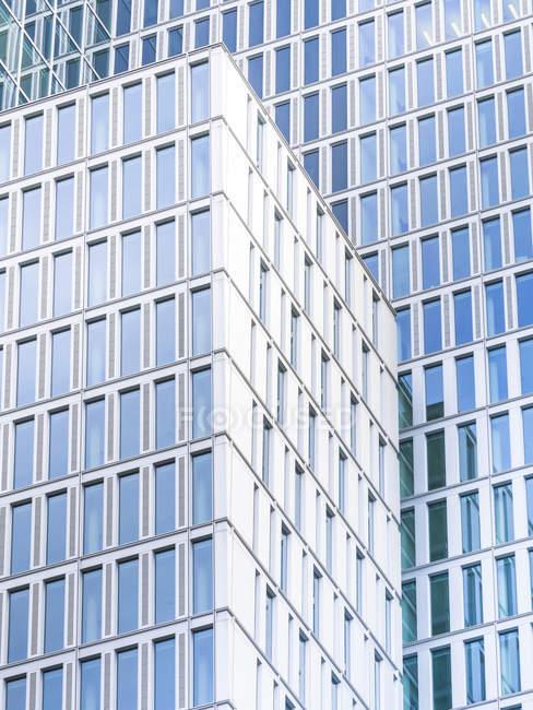 Видом на передній частині готелю Jumeirah у Франкфурті-на-Майні, Німеччина — стокове фото