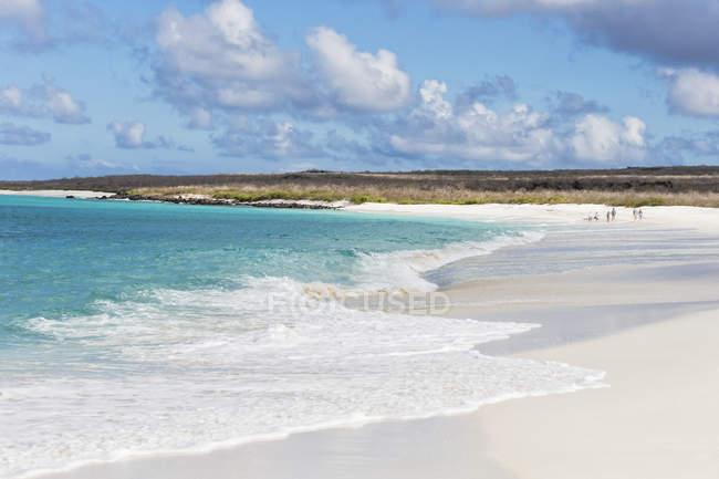 Ecuador, Galapagos-Inseln, Espanola, Strand an der Gardner Bay — Stockfoto