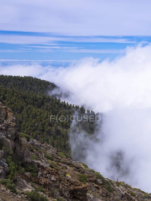 Spain, Canary Islands, La Palma, Roque de los Muchachos — Stockfoto
